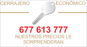 Cerrajero económico Vigo