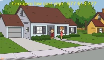 Cerrajero barato en Gondomar 677 613 777