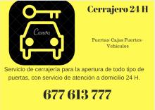 Cerrajero Vigo 24 Horas