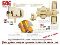 Cerrojos Fac en Vigo, Instalación de Cerrojos en Vigo, Cerrajeros Urgentes en Vigo,